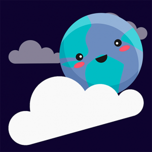 falling planets application icon